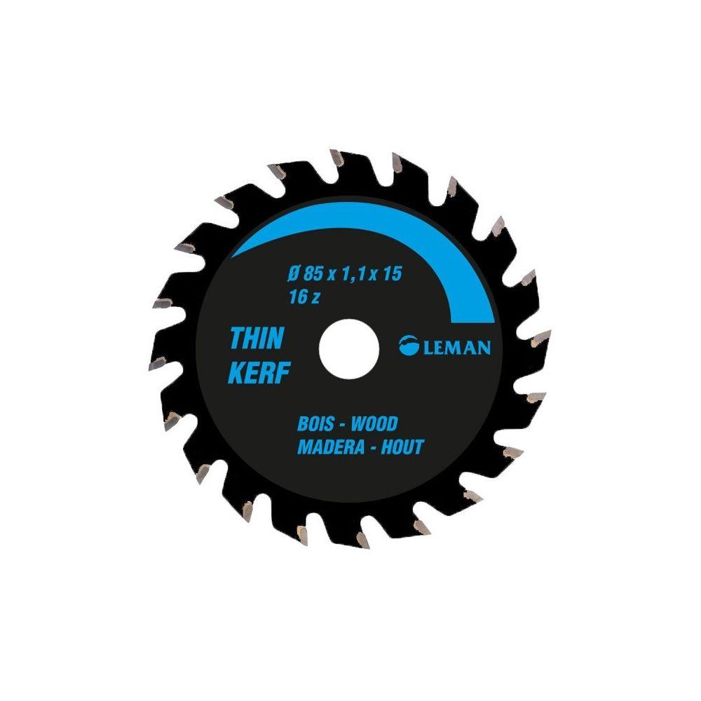 Leman Leman - Lame de scie circulaire portative fine 136x20mm 24 dents
