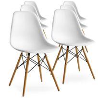 Rue 6 Lot chaises pas chaises Achat Lot de du 6 cher de RLAq35j4