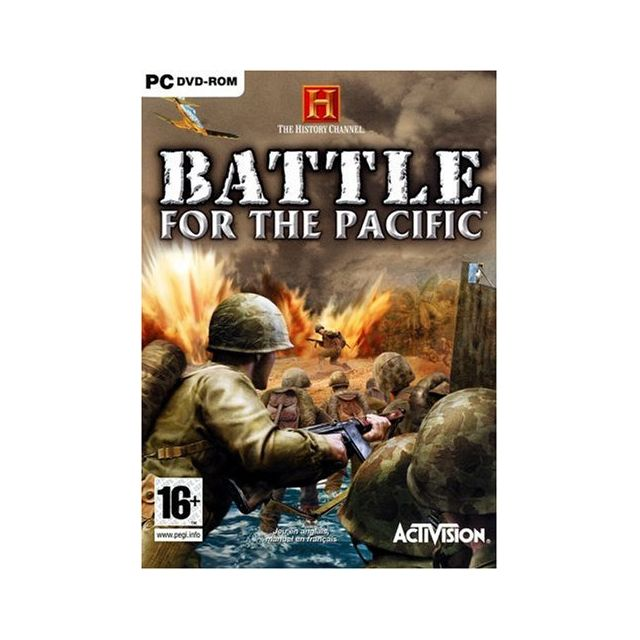 Jeux PC Activision History Channel : Battle for the Pacific - PC