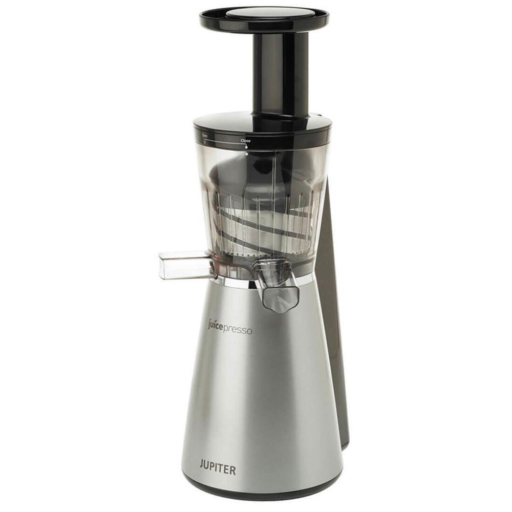 Jupiter Jupiter Juicepresso Gris - Extracteur De Jus Vertical
