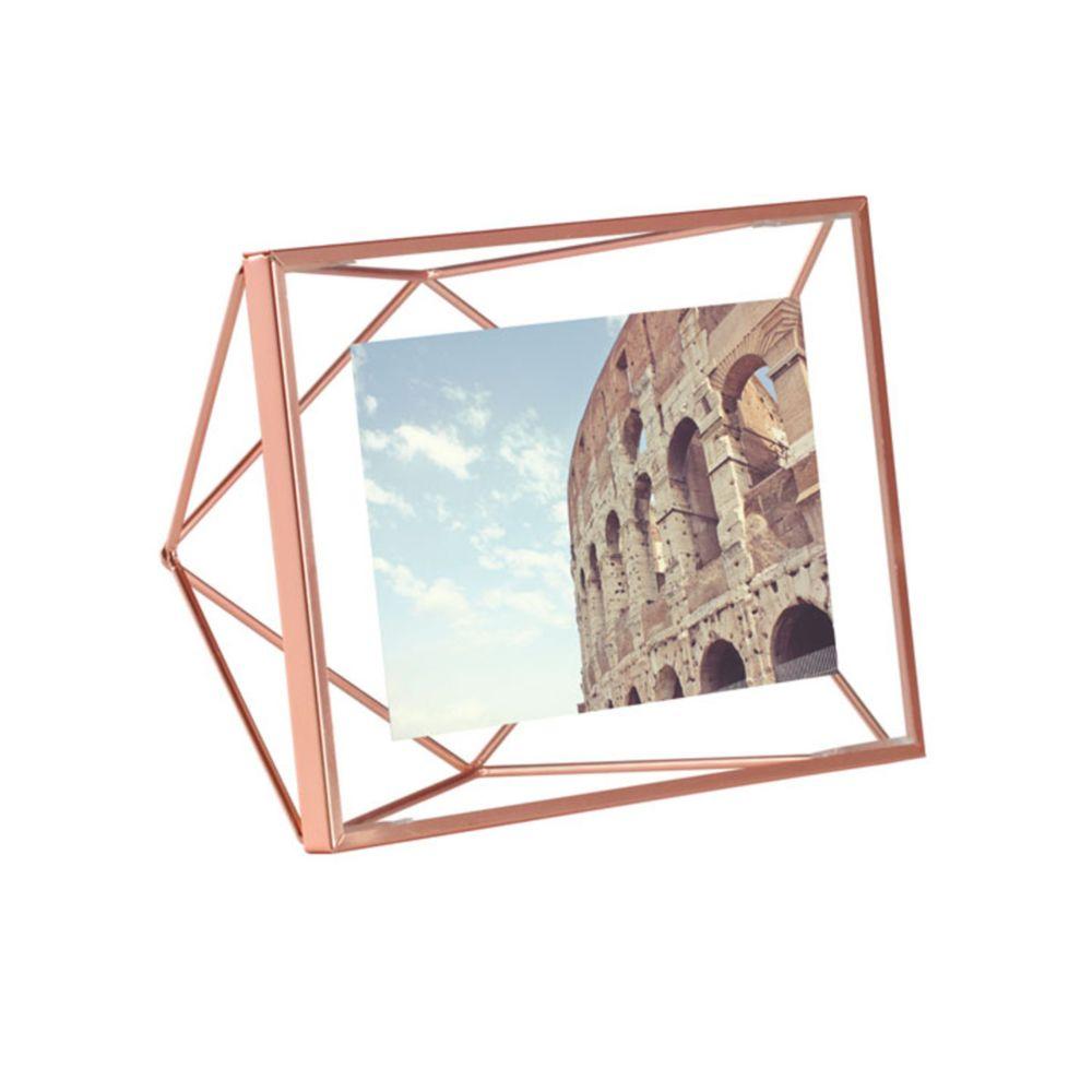 Umbra Cadre photo Prisma 10 x 15 cm - cuivre