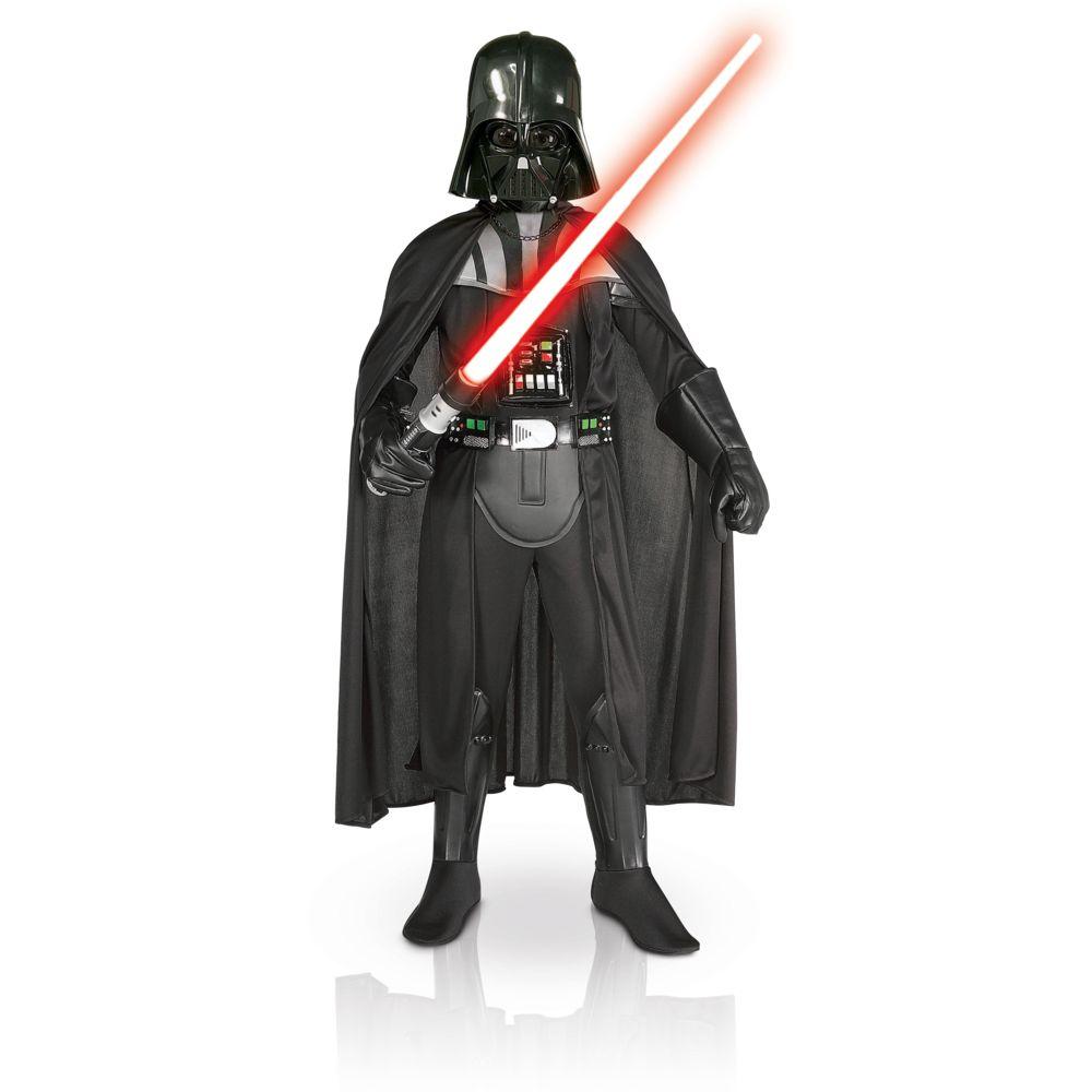 Star Wars Bipack Clone Trooper et Dark Vador, réf ST-37013, taille unique