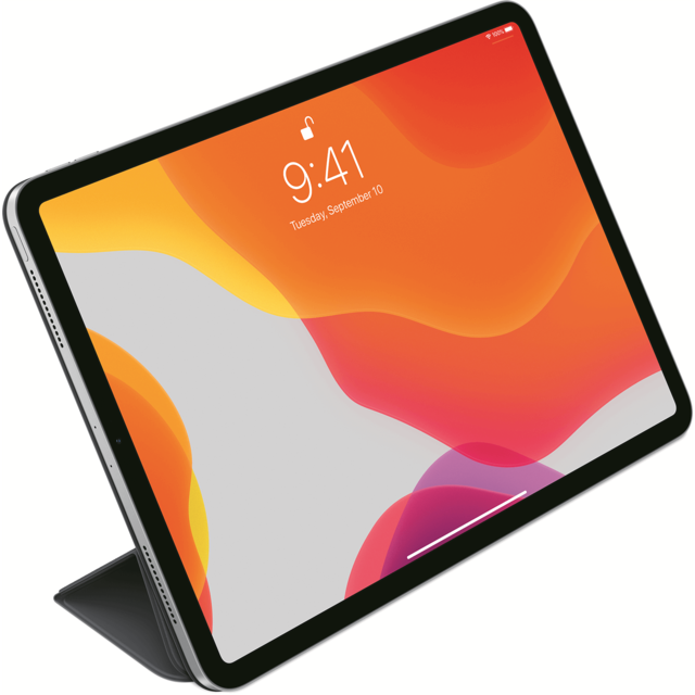 "Apple Smart Folio pour iPad Pro 2018 11"""" - MRX72ZM/A - Anthracite"