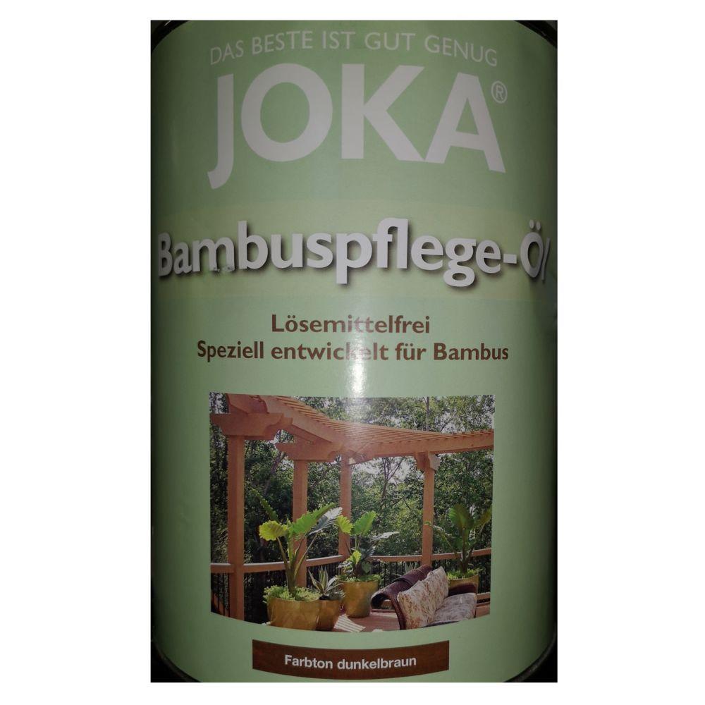 Joka Joka Huile de soin spécial Bambou 2.5L - Coloration brun foncé