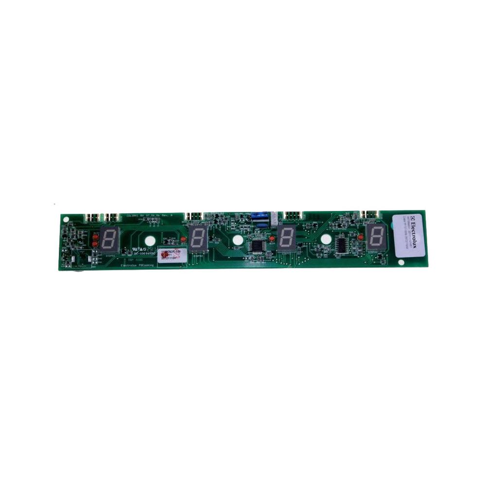 Electrolux MODULE DE CONTROLE ET AFFICHAGE POUR TABLE DE CUISSON ELECTROLUX - 357396601