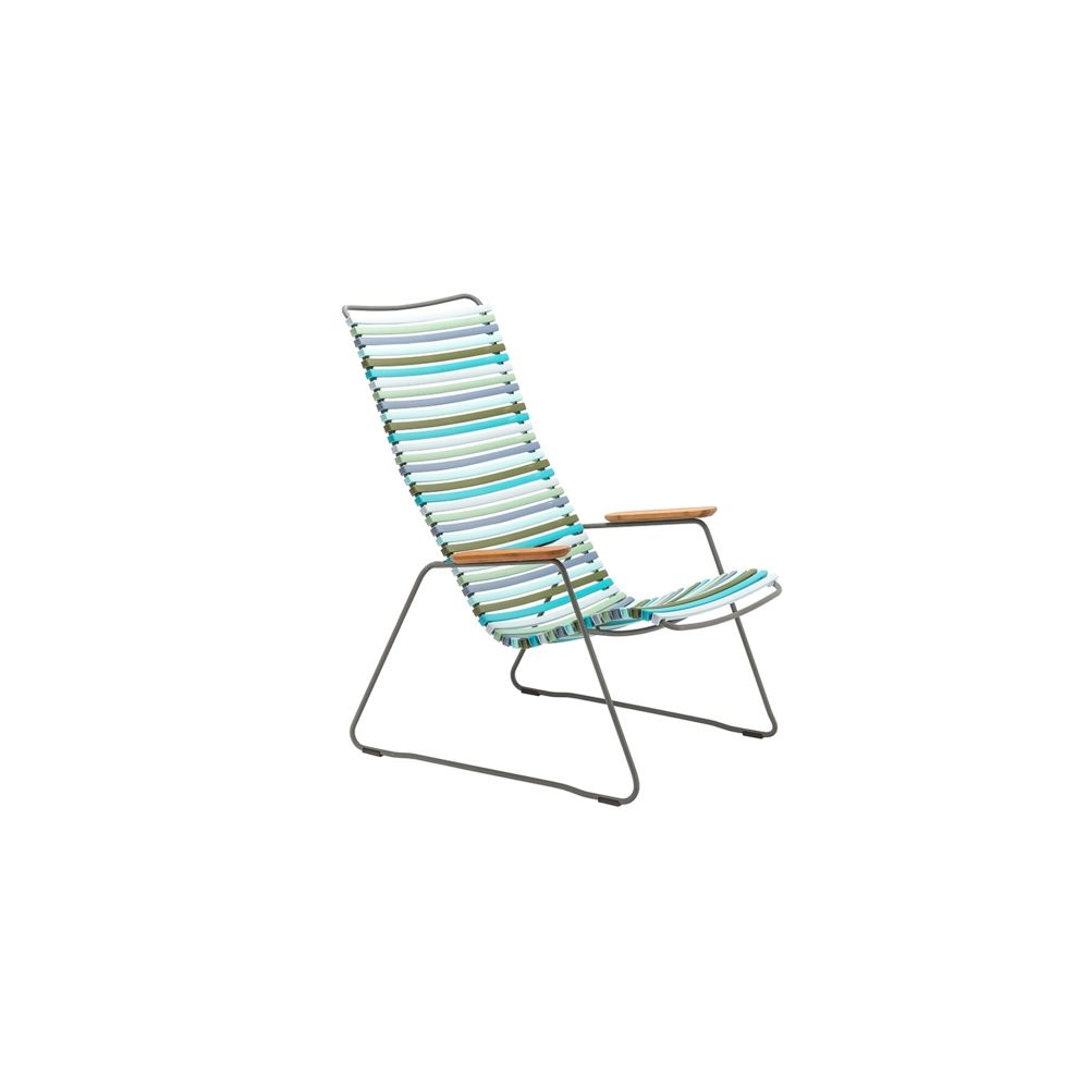 Houe Chaise Click Lounge - multicolor 2