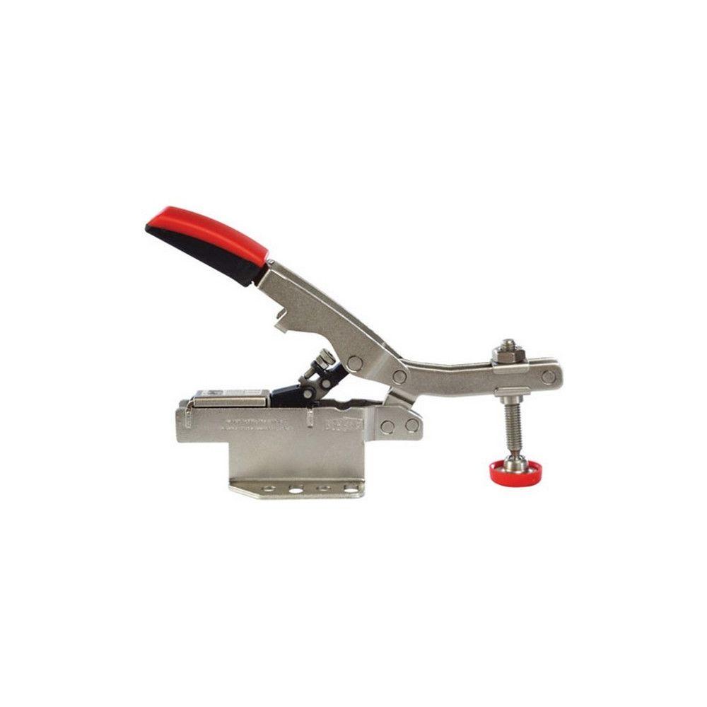 Bessey Dispositif de serrage horizontal, Capacité de serrage : 20 mm, Force serrage 1100 N, Poids 0,200 kg, Hauteur de serrage