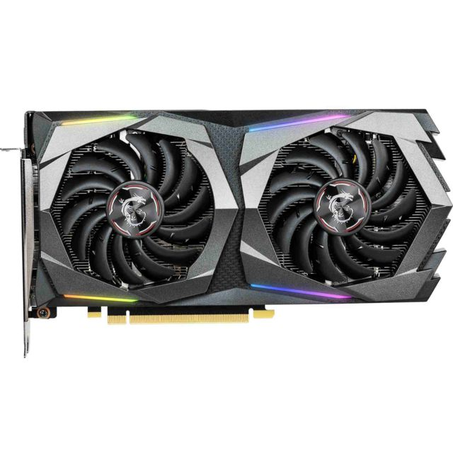 Carte Graphique NVIDIA Msi MSI-GeForce-GTX-1660-SUPER-GAMING-X
