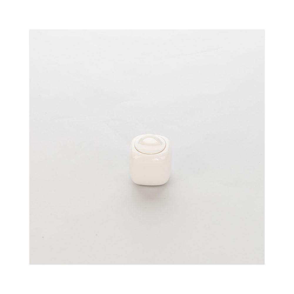 Materiel Chr Pro Sucrier Porcelaine Liguria 240 ml - Lot de 6 - Stalgast - Porcelaine 24 cl