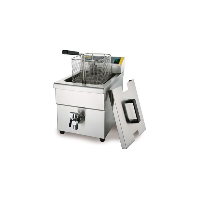 Buffalo - Friteuse professionnelle induction 7,5 L - Friteuse