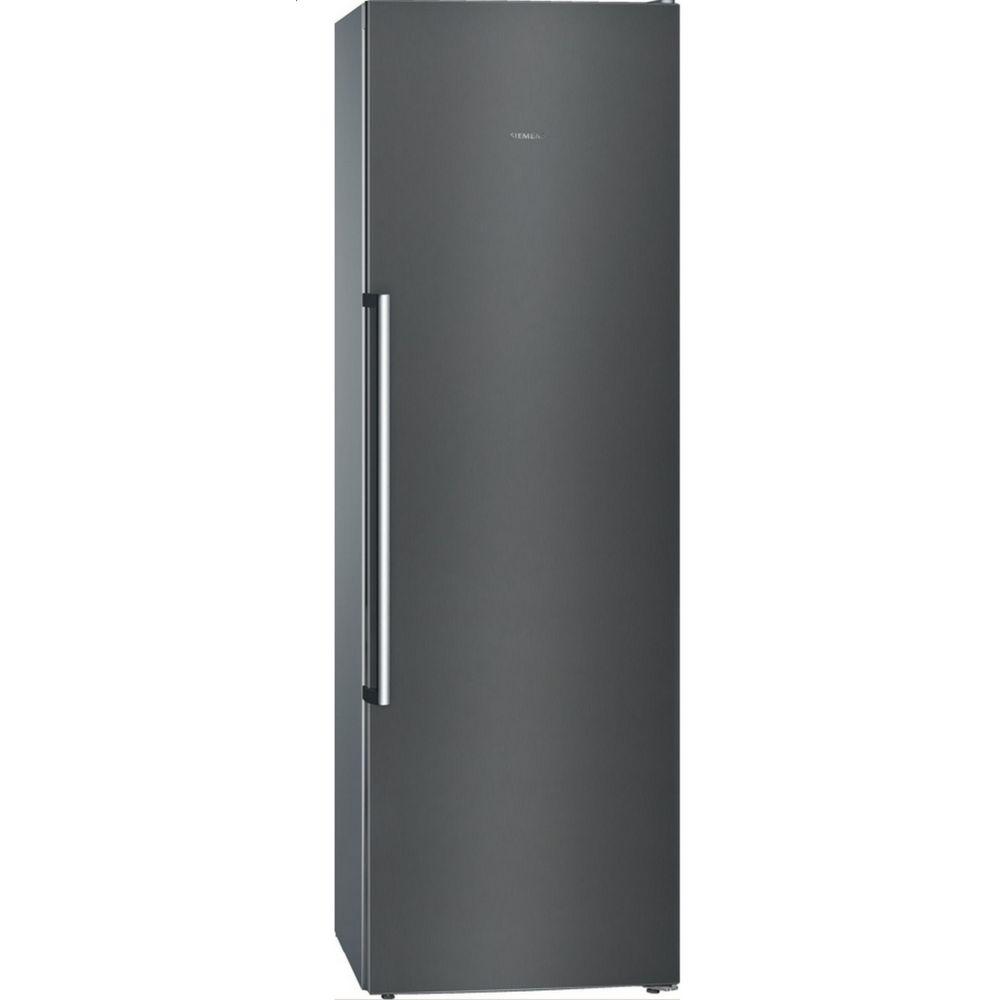 Siemens siemens - congélateur armoire 60cm 242l no frost a++ noir - gs36nax3p