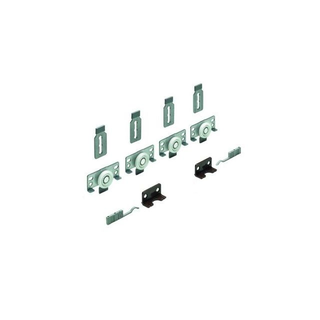 Hettich France - Kit 2 portes SlideLine 56 HETTICH - 45234 - Hettich France