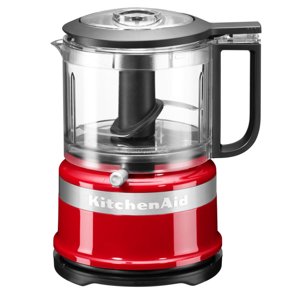 Kitchenaid kitchenaid - mini robot ménager 0.83l 240w rouge empire - 5kfc3516eer