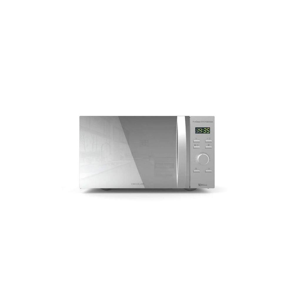 Cecotec Micro-ondes avec Gril Cecotec ProClean 8110 28 L 1000W Argenté