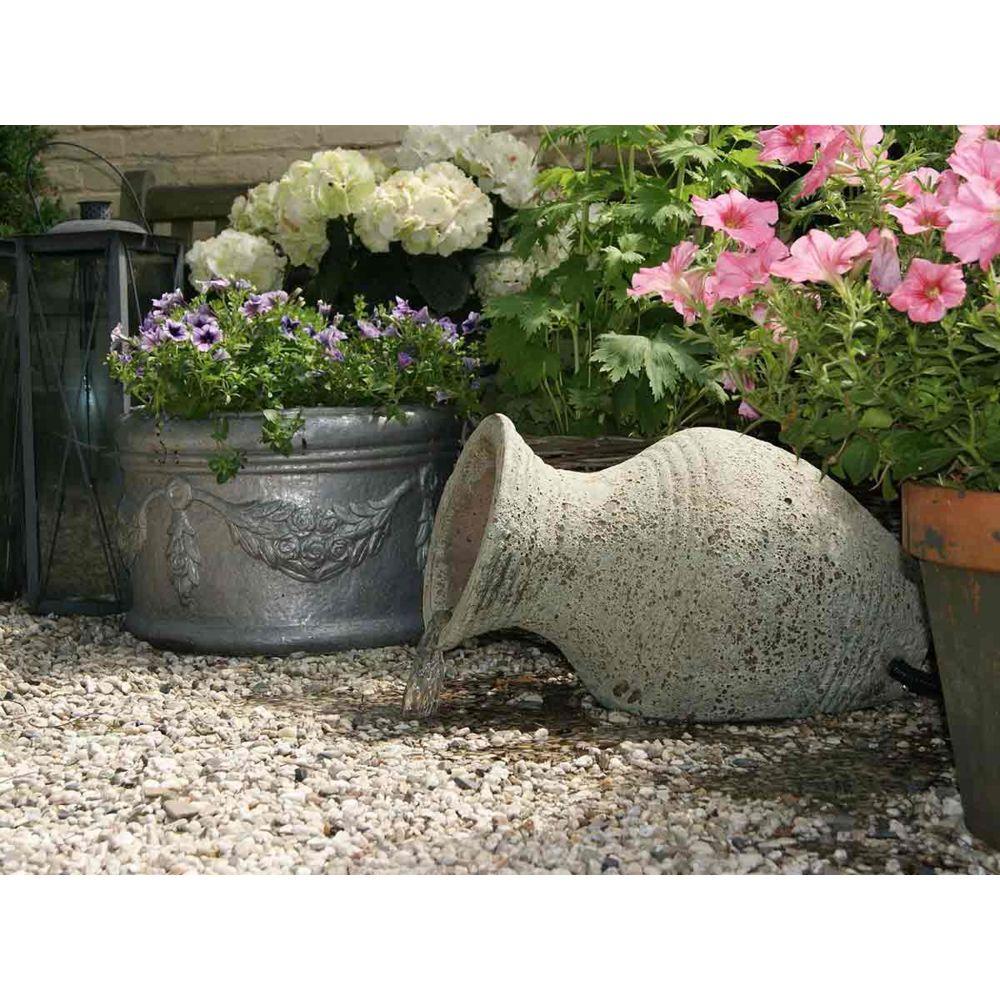 Ubbink Fontaine de jardin Larissa en forme d'amphore
