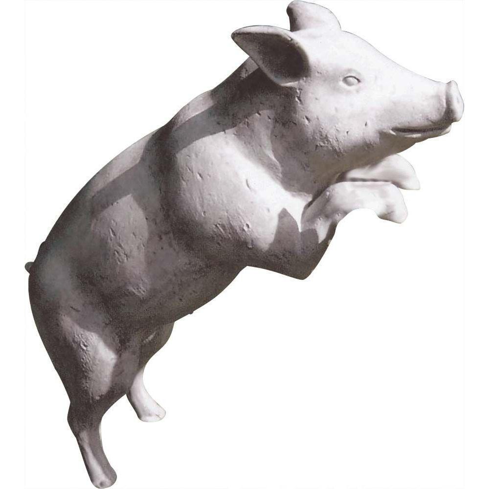 Texartes Cochon debout pierre de France 133 cm