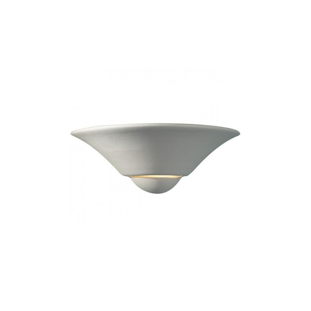 Luminaire Center Applique murale Swift blanc et céramique 1 ampoule