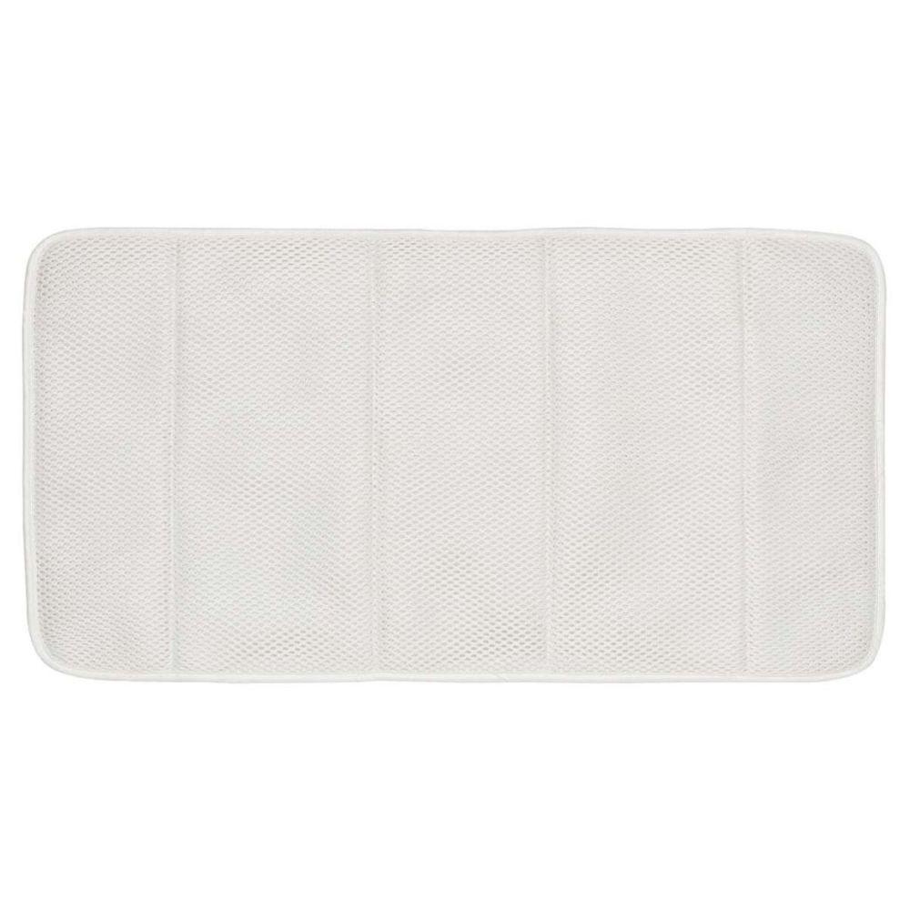 Sealskin Sealskin Tapis Comfort 79 x 39 cm Blanc 315225410