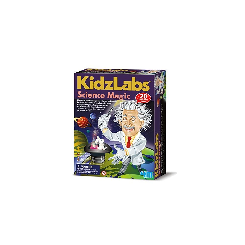 4M 4M Kidz Labs Science Magic
