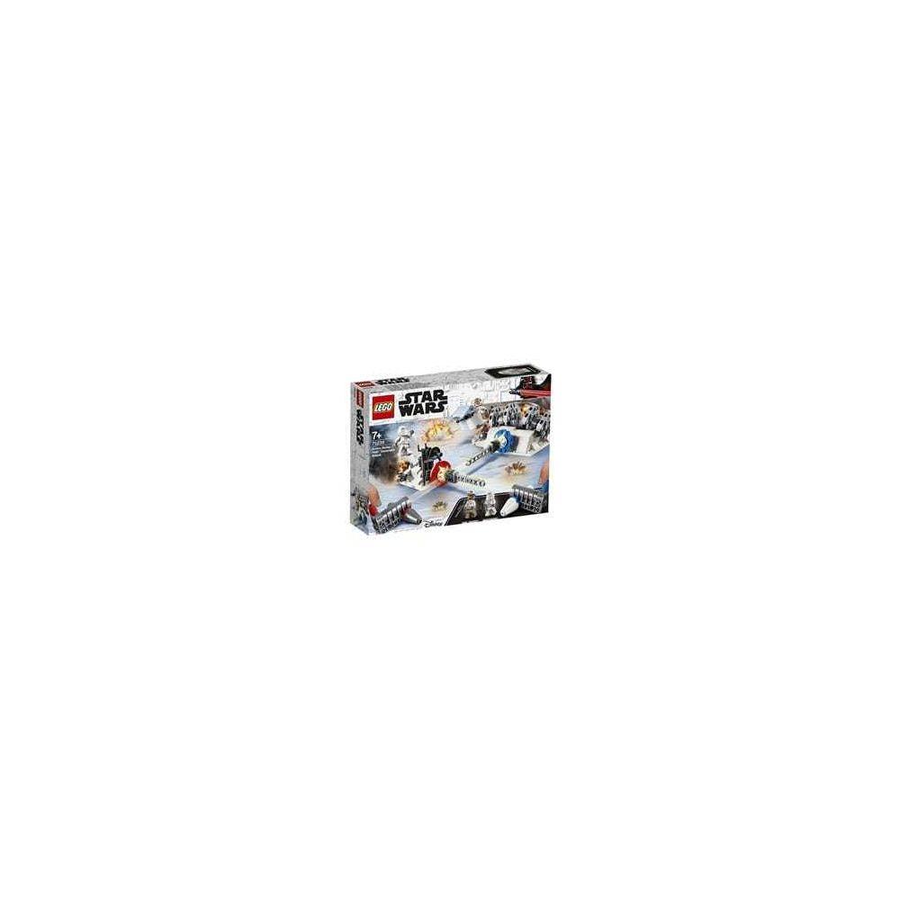 Lego 75239-LEGO® Star Wars L'attaque du générateur de Hoth