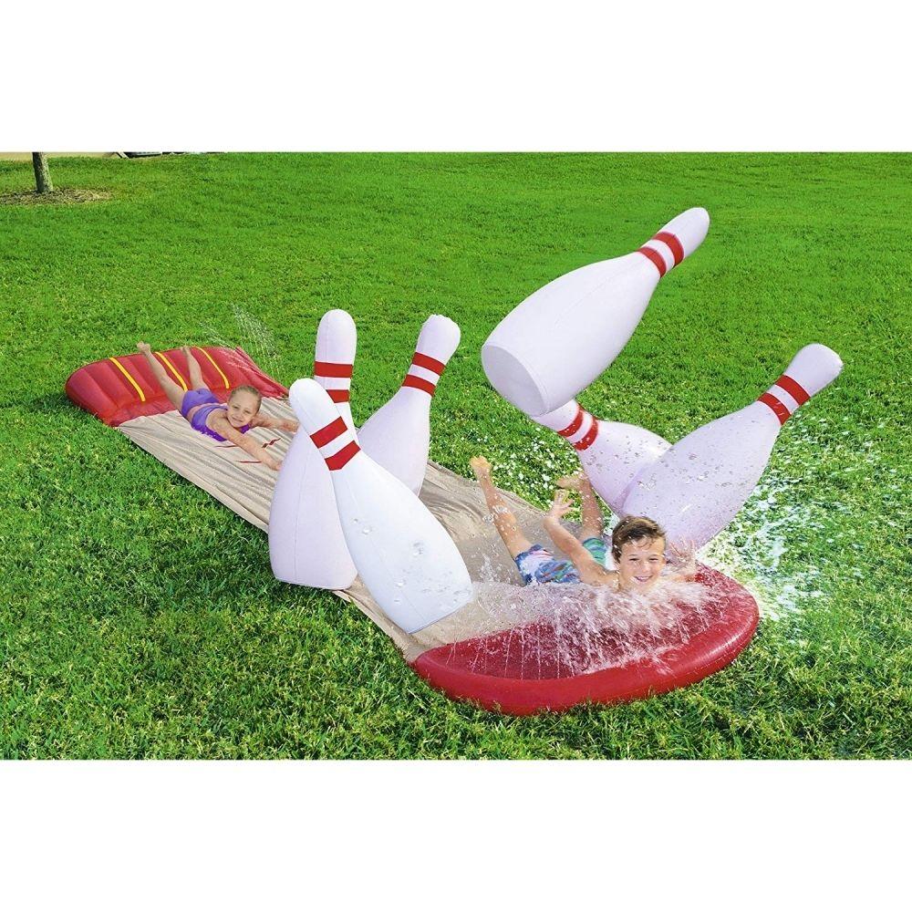 Maison Futee Tapis de bowling à eau H2O Go - Bestway