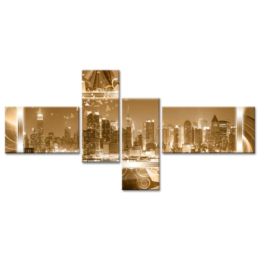 Declina Tableau toile NEW YORK BUILDINGS
