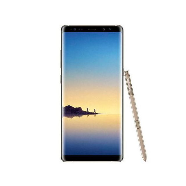 Samsung - Samsung Galaxy Note 8 Dorado Móvil 4g 6.3'' Samoled Qhd+/64 Go/6 Go Ram/12mp+12mp/8mp Samsung   - Occasions Samsung Galaxy Watch Active2