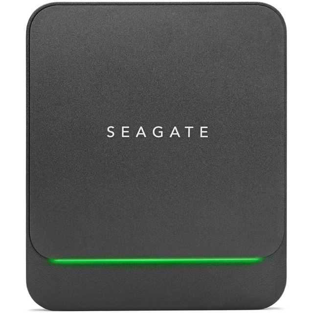 Seagate - BarraCuda Fast SSD - 1To - USB-C - Noir - Disque SSD Seagate