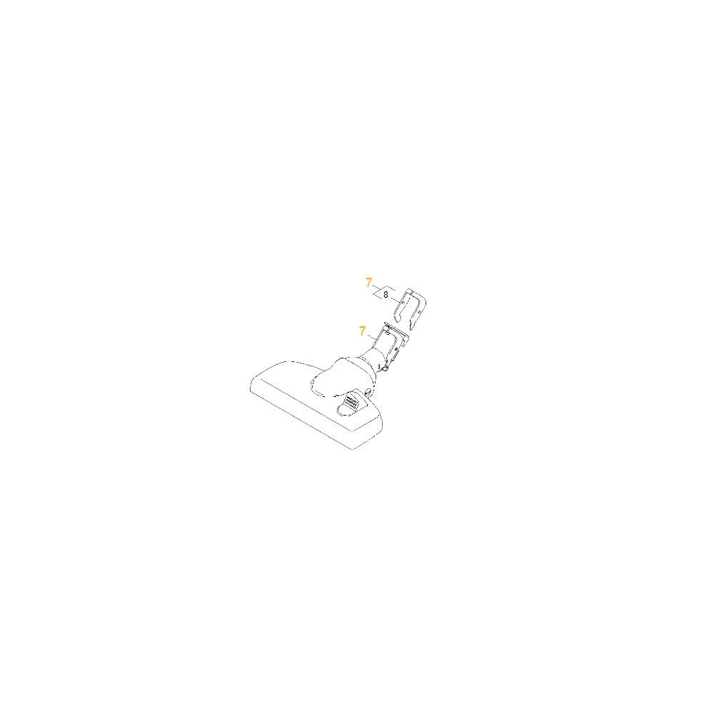 Karcher BROSSE SOL COMFOGLIDE 2006 POUR PETIT ELECTROMENAGER KARCHER - 41951310