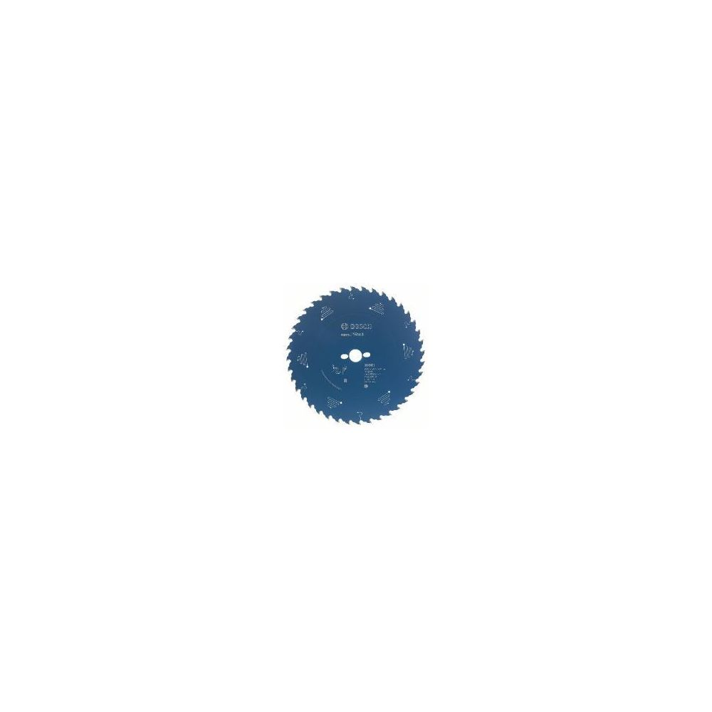 Bosch Lame de scie circulaire Expert for WOOD Ø30mm - 240 x 30 x 2,8 mm, 48 - 2 608 644 069