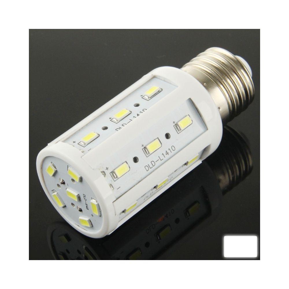 Wewoo Ampoule blanc E27 4W 24 LED SMD 5630 de maïs, AC 220V