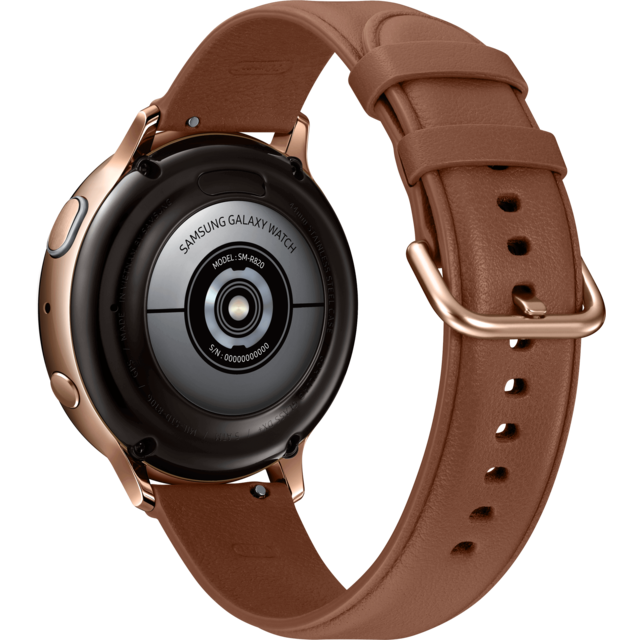 Samsung Galaxy Watch Active 2 - 44 mm - Acier Or