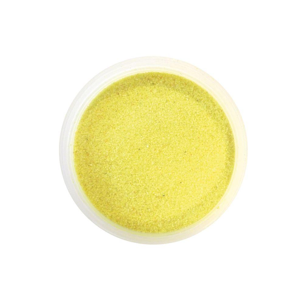 Dtm Loisirs Creatifs Pot de sable 45 g Jaune n°33 - Graine créative