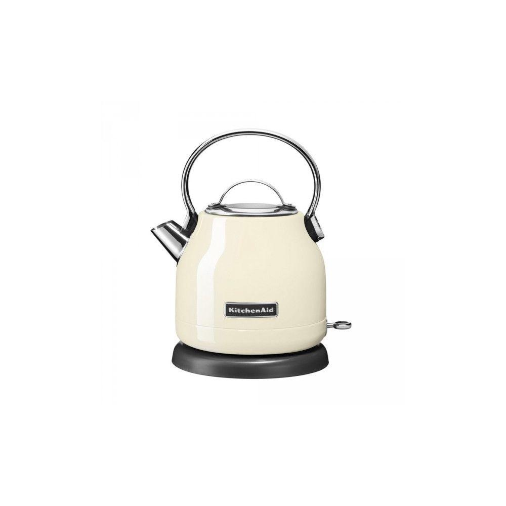 Kitchenaid Bouilloire de 1,25L CLASSIC - 5KEK1222EAC - Crème