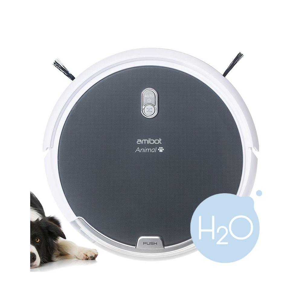 Amibot Robot aspirateur et laveur AMIBOT Animal Comfort H2O