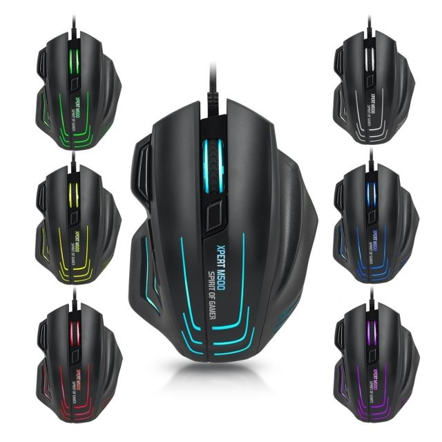 Spirit Of Gamer - XPERT-M500 - Souris Gamer