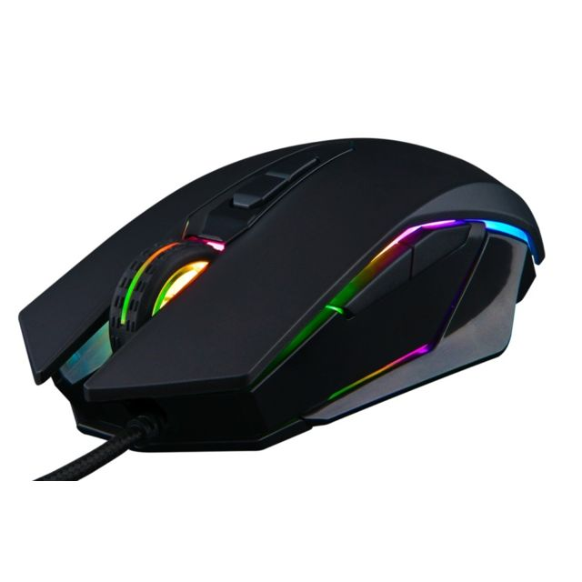 The G-Lab - KULT Radium - RGB - Souris Gamer