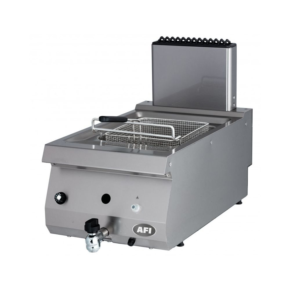 Materiel Chr Pro Friteuse Gaz à Poser 1 à 2 x 12 L - Série 700 - AFI Collin Lucy - 12.0 l 700