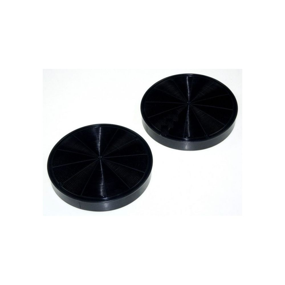 Divers Marques D196 kit 2 filtre a charbon pour hotte faber