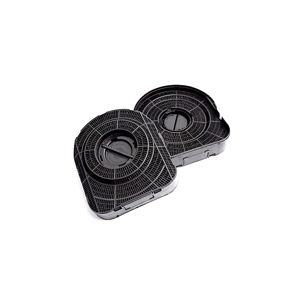 Elica Filtre charbon 180 x 200 x 48 mm Type 200 pour Hotte