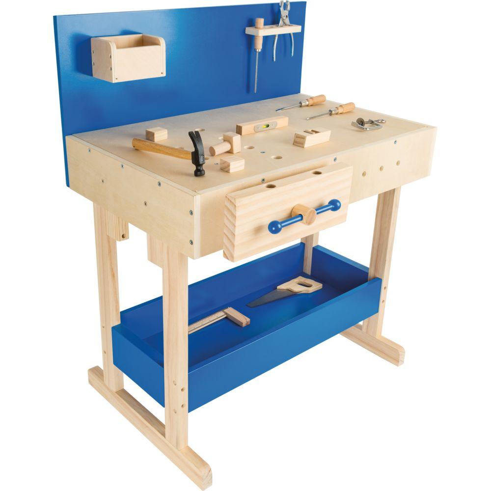 Small Foot Company Etabli et outils pour enfants