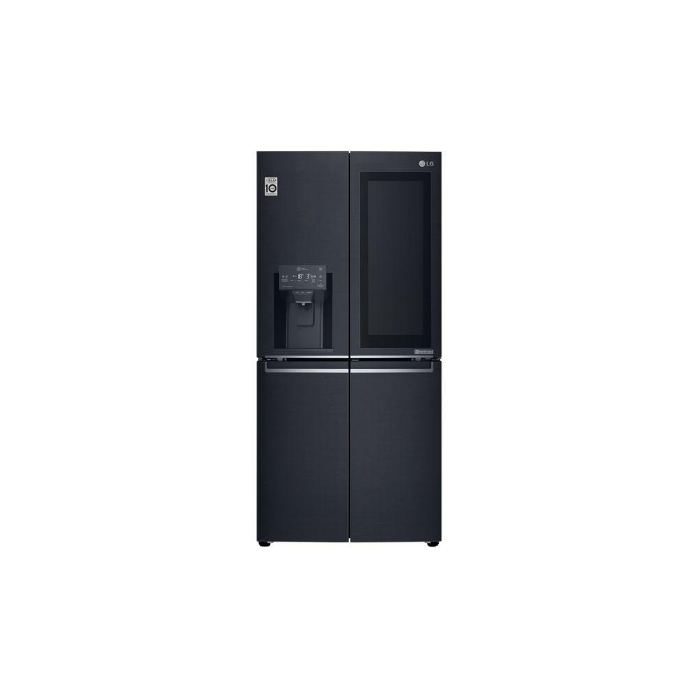 LG Réfrigérateur multi-portes 423L Froid Ventilé LG 83.5cm A+, GMX844MCKV