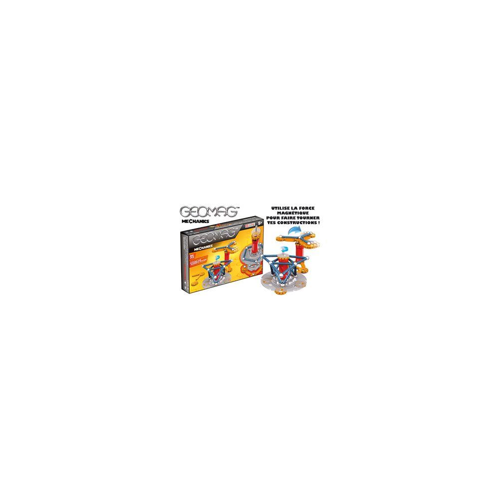 Geomag Jeu de construction magnétique - Mechanics 86 pièces -6846