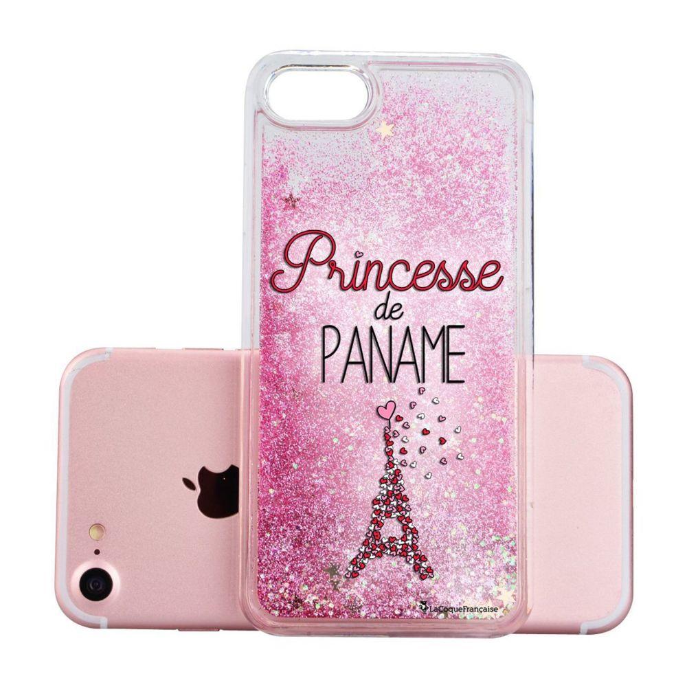 La Coque Francaise - Coque paillettes iPhone 7/8 paillettes ...