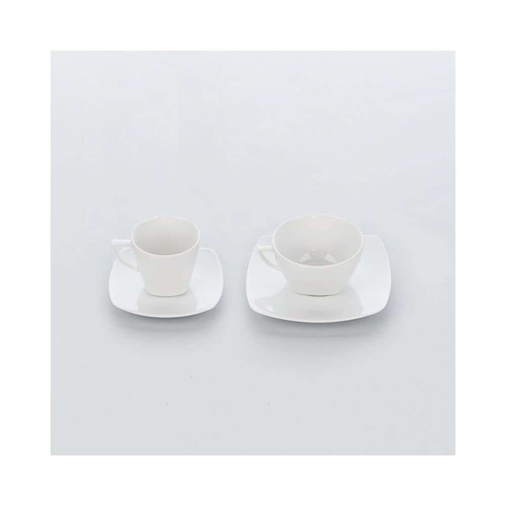 Materiel Chr Pro Tasse à Café en Porcelaine Apulia 360 ml - Lot de 6 - Stalgast - 11 cm Porcelaine 36