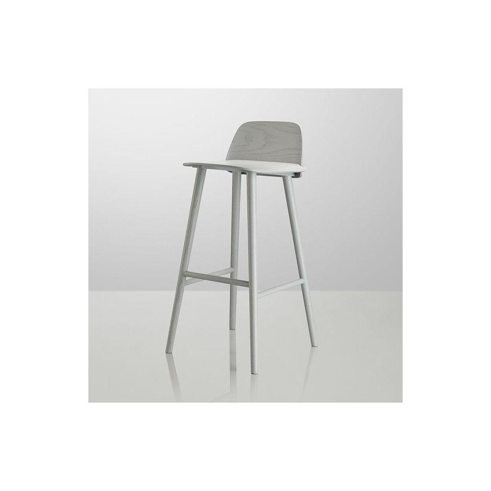 Wewoo Bar et tables hautes à la mode nordique moderne minimaliste en fer forgé Gris