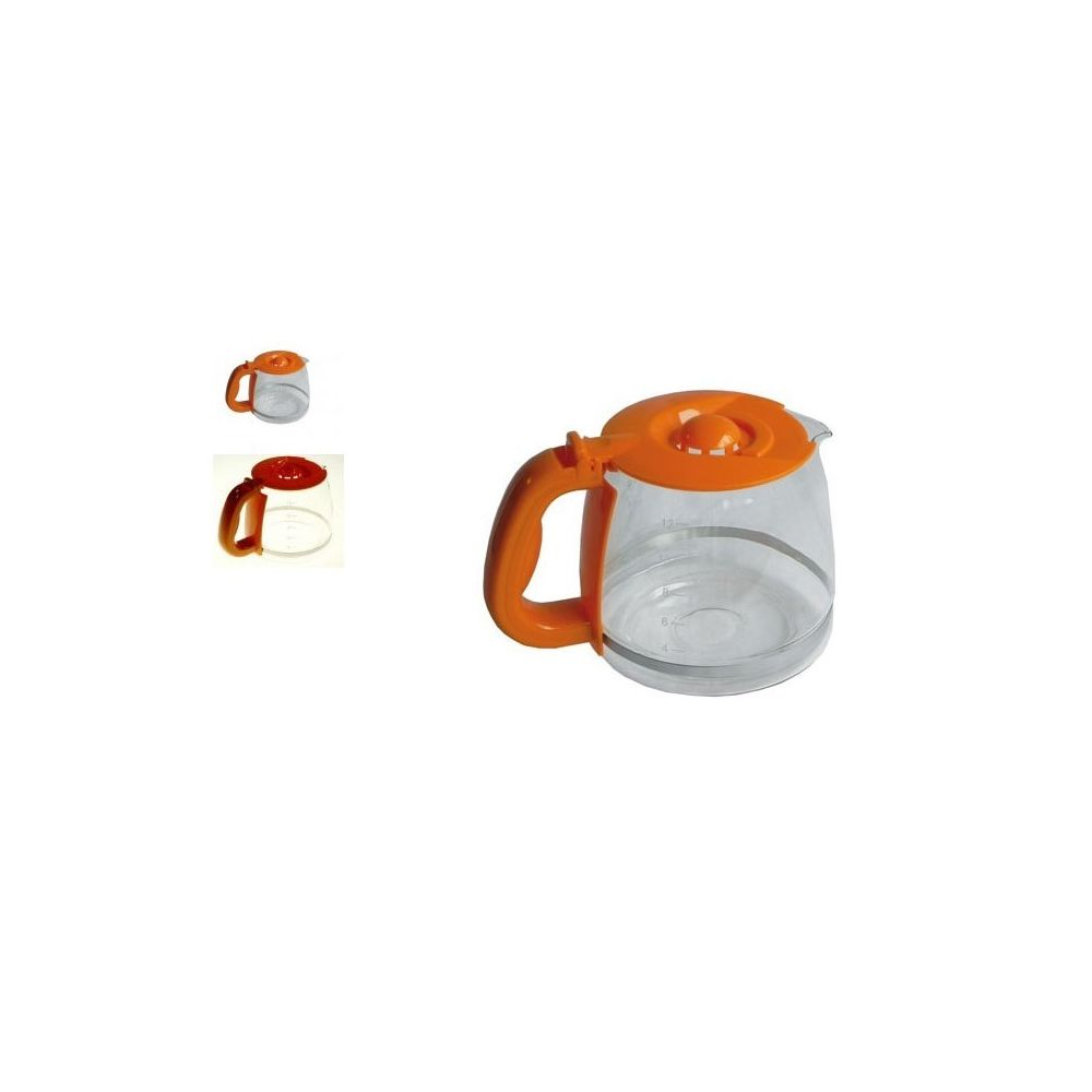 Russell Hobbs Verseuse orange pour cafetiere russell hobbs