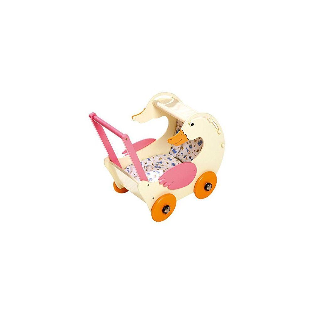 Small Foot Company Small Foot Design 8757 Dolls Pram gerda the goose