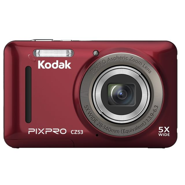 Kodak - Appareil photo Friendly Zoom CZ53 - Appareil compact