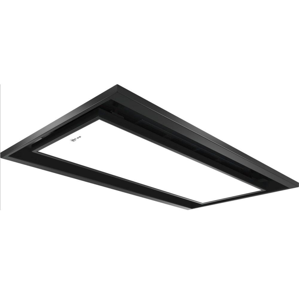 Neff neff - hotte plafond 90cm 933m3/h noir - i97cqs9s5
